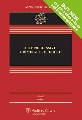 Comprehensive Criminal Procedure (Aspen Casebook) Cover Image