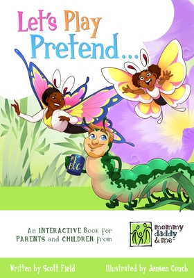 Cover for Let's Play Pretend...