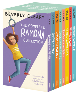 The Complete Ramona Collection Cover