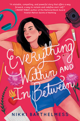 Cover for Everything Within and In Between