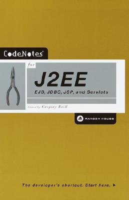 Codenotes for J2ee Cover