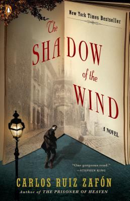 The Shadow of the Wind by Carlos Ruiz Zafon