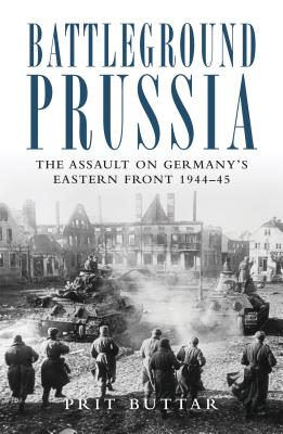 Battleground Prussia Cover