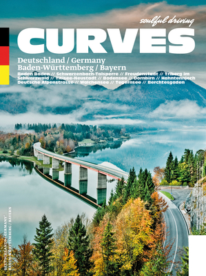 Curves: Germany: Band 13: Baden-Württemberg / Bayern Cover Image