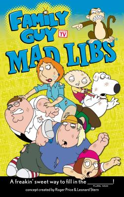 Family Guy Mad Libs Cover