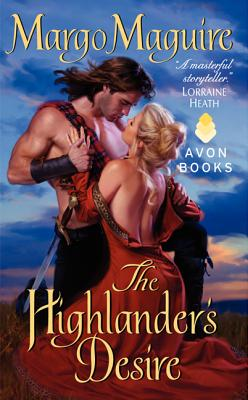 The Highlander's Desire (Avon Historical Romance) Cover Image