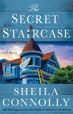 The Secret Staircase: A Mystery (Victorian Village Mysteries #3) Cover Image