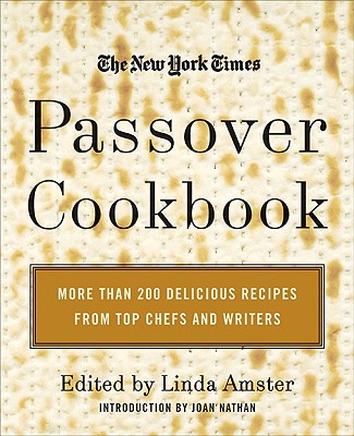 The New York Times Passover Cookbook Cover