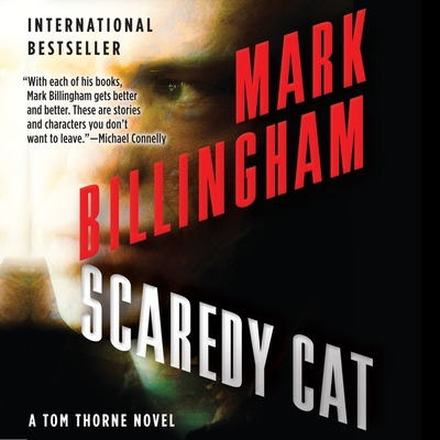 Cover for Scaredy Cat (Tom Thorne #2)