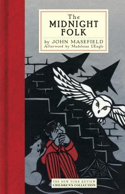 The Midnight Folk (Kay Harker) Cover Image
