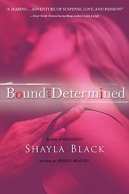 Bound and Determined Cover
