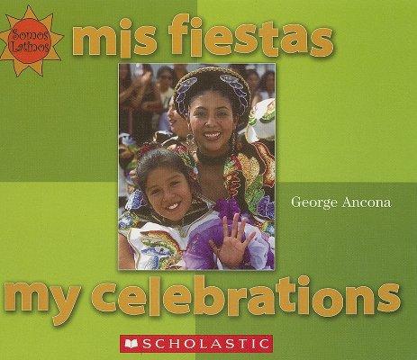 Mis Fiestas/My Festivals Cover Image