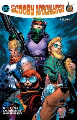 Scooby Apocalypse Vol. 1 Cover Image