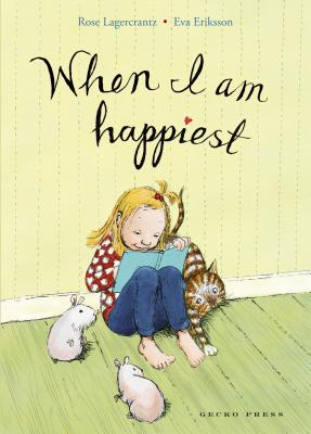 Cover for When I Am Happiest (My Happy Life)