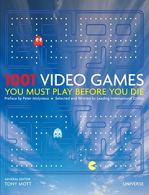 1001 Video Games You Must Play Before You Die Cover