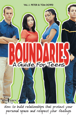 Boundaries: A Guide for Teens Cover Image