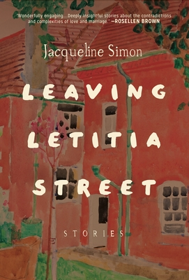 Cover for Leaving Letitia Street