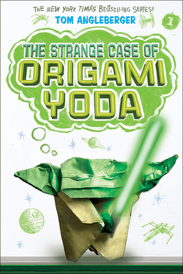 The Strange Case of Origami Yoda (Origami Yoda Books) Cover Image