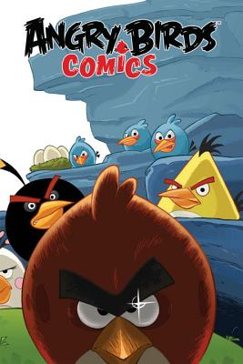 Angry Birds Comics Volume 1: Welcome to the Flock Cover Image