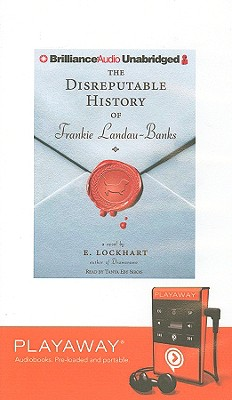 The Disreputable History of Frankie Landau-Banks [With Earbuds] (Playaway Children) Cover Image