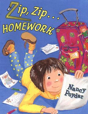 Zip, Zip...Homework Cover
