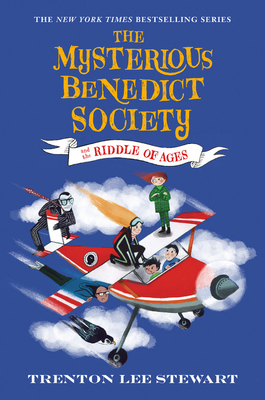 The Mysterious Benedict Society and the Riddle of Ages Cover Image