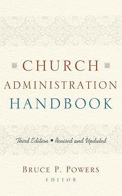 Church Administration Handbook Cover