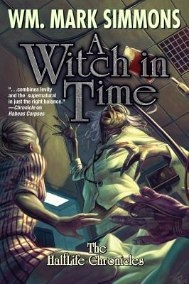 A Witch in Time (Halflife Chronicles #5) Cover Image