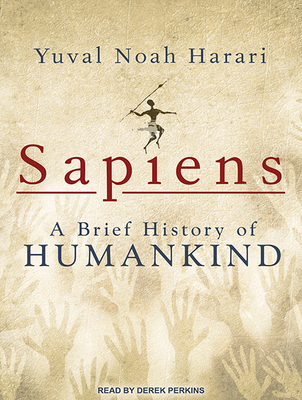Sapiens: A Brief History of Humankind Cover Image