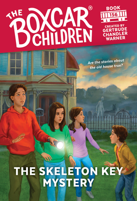The Skeleton Key Mystery, 156 (Boxcar Children Mysteries #156) Cover Image