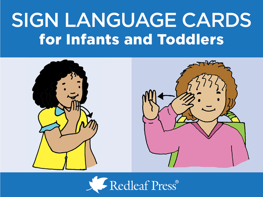 Sign Language Cards for Infants and Toddlers Cover Image