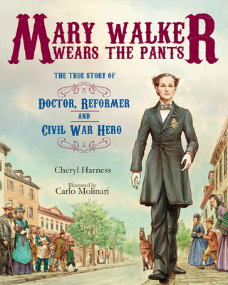 Mary Walker Wears the Pants Cover