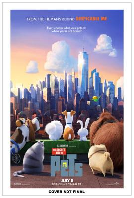 The Secret Life of Pets Novelization