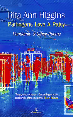 Pathogens Love a Patsy: Pandemic and Other Poems Cover Image