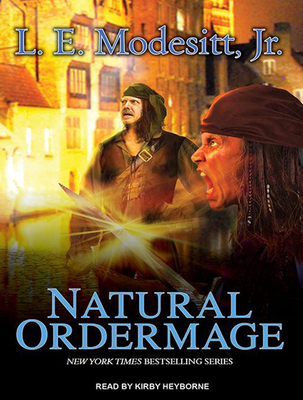 Natural Ordermage (Saga of Recluce (Audio) #14) Cover Image