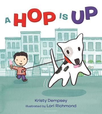 Cover for A Hop Is Up