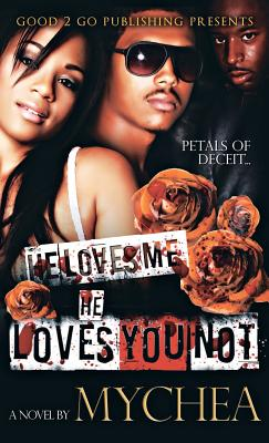 He Loves Me, He Loves You Not Cover Image