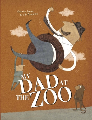 My Dad at the Zoo Cover