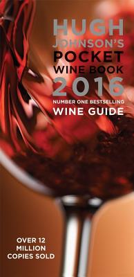 Hugh Johnson's Pocket Wine Book 2016 Cover Image