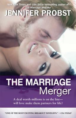 The Marriage Merger (Marriage to a Billionaire #4) Cover Image