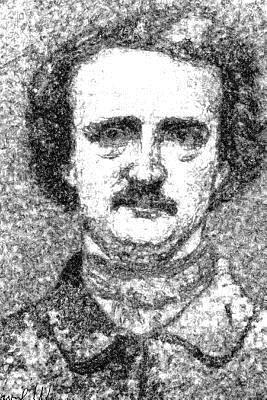 Edgar Allan Poe: Notebook Cover Image