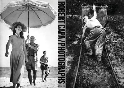 Robert Capa: Photographs Cover Image