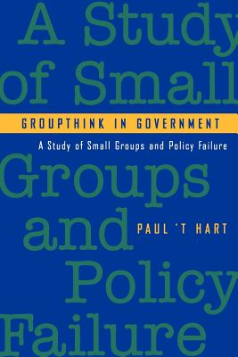 Cover for Groupthink in Government