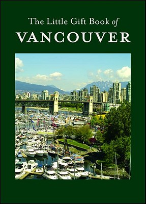 The Little Gift Book of Vancouver Cover