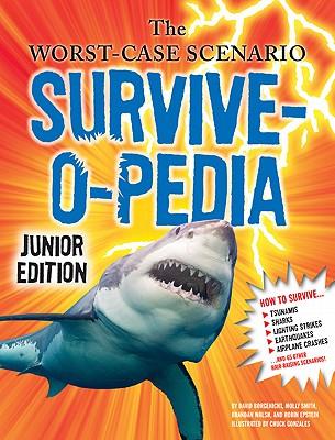 The Worst-Case Scenario Survive-O-Pedia Cover