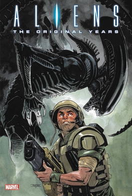 Aliens: The Original Years Omnibus Vol. 2 Cover Image