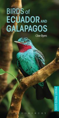 Birds of Ecuador and Galapagos (Pocket Photo Guides) Cover Image