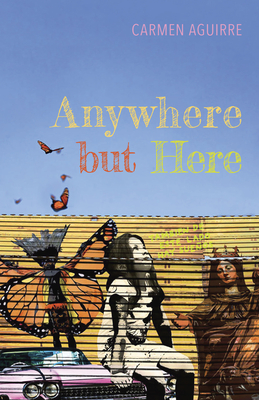 Cover for Anywhere But Here