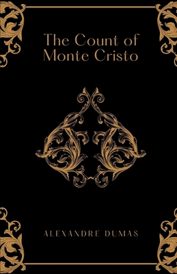 The Count of Monte Cristo by Alexandre Dumas Cover Image