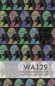 WA129: Poems Selected by Tod Marshall State Poet Laureate 2016-2018 Cover Image